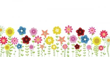 Spring flowers spring.