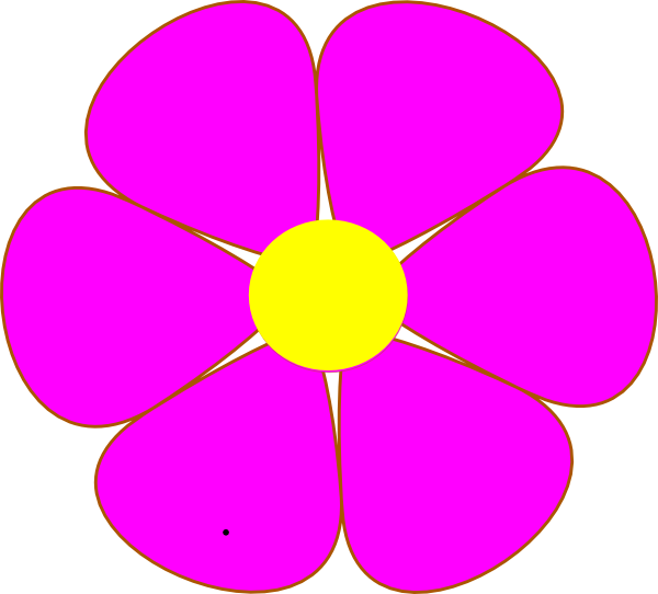 Free Pink Flower Clipart, Download Free Clip Art, Free Clip