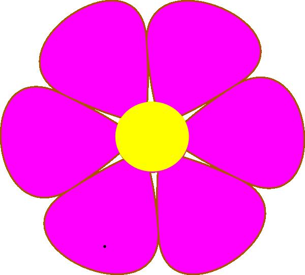 Free pink flower.