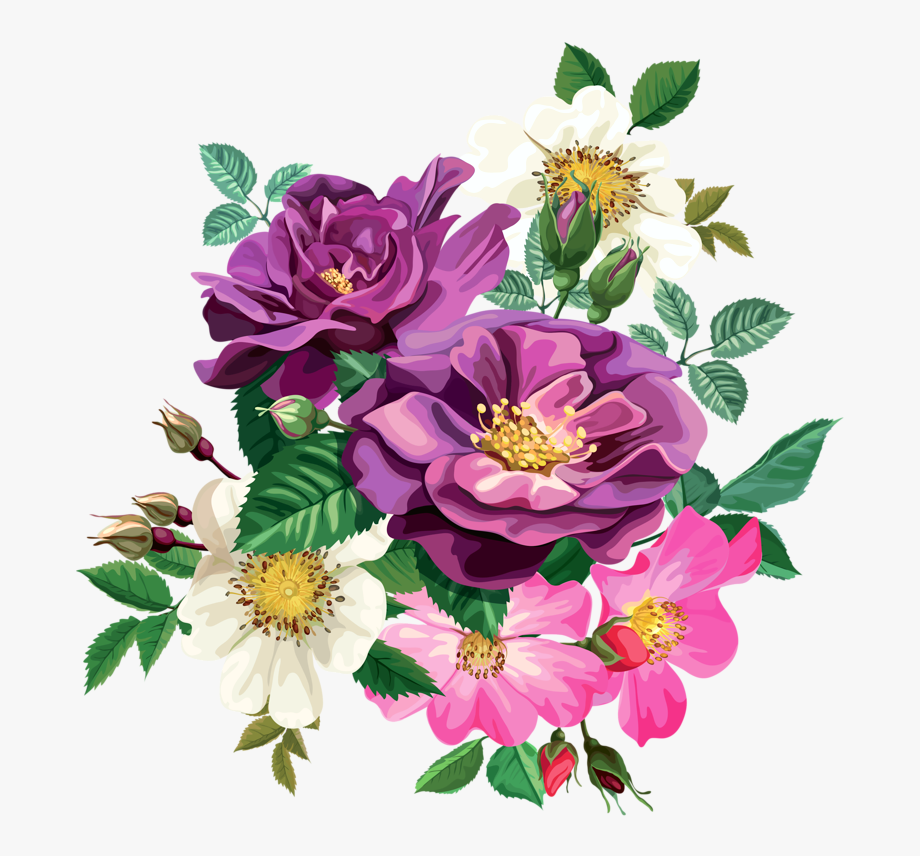 Rose Bouquet Cli