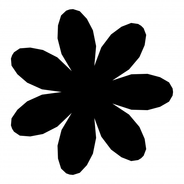 Free Flower Silhouette Images, Download Free Clip Art, Free