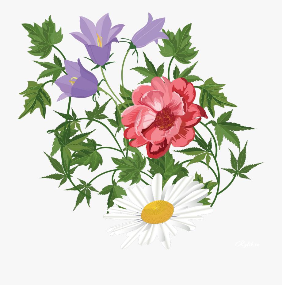 Flower floral design.