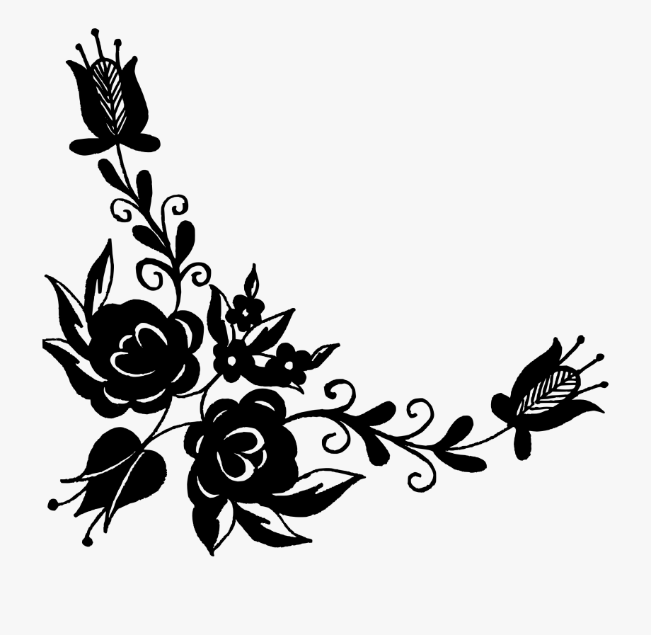 Flower vector png.