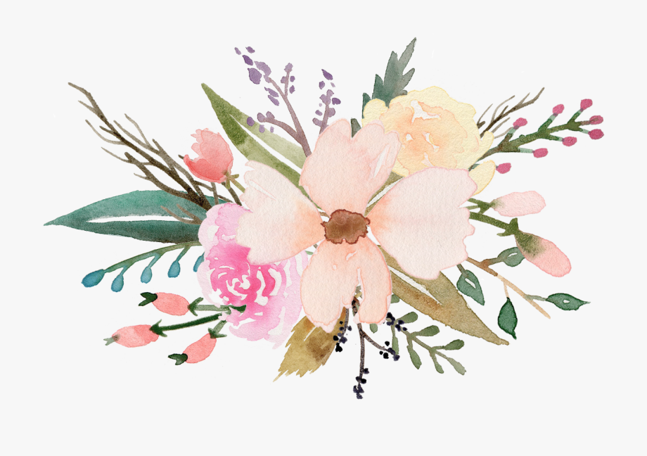 Flower Bouquet Clipart Png