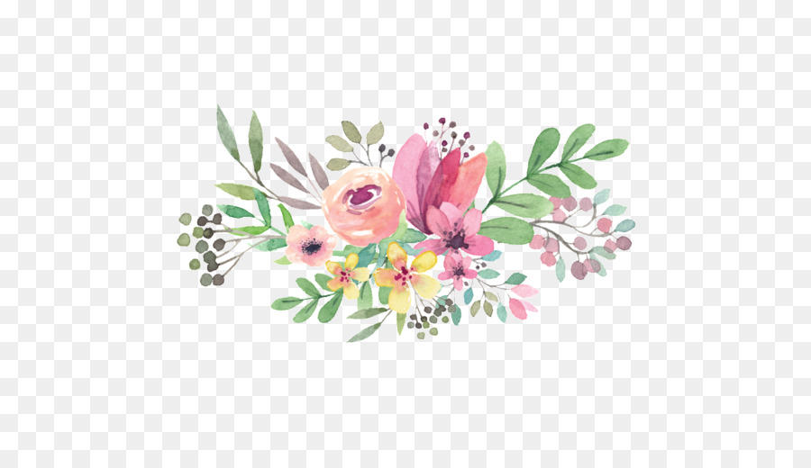Clipart wedding floral.