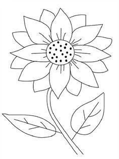 Free black sunflower.