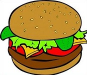 Food clipart bbq. Free barbecue dinner cliparts