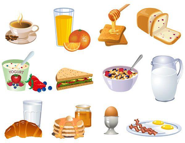 food clipart free breakfast