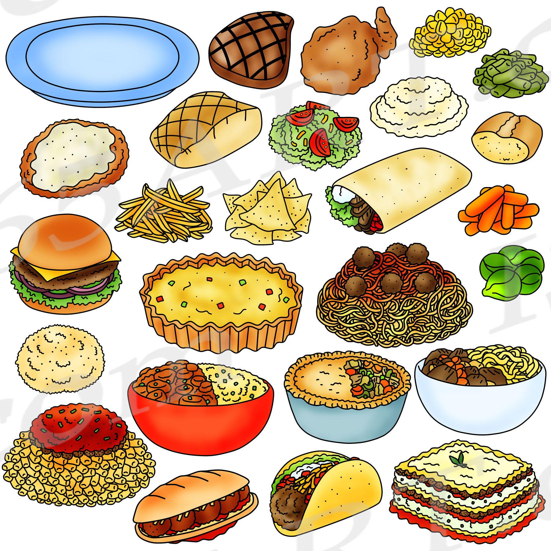 Food clipart dinner. Food clipart dinner. Foods meals download
