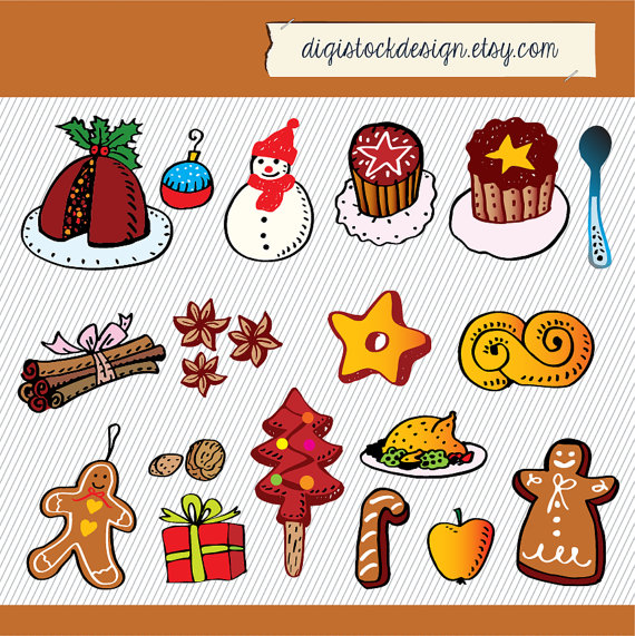 Free christmas cliparts.