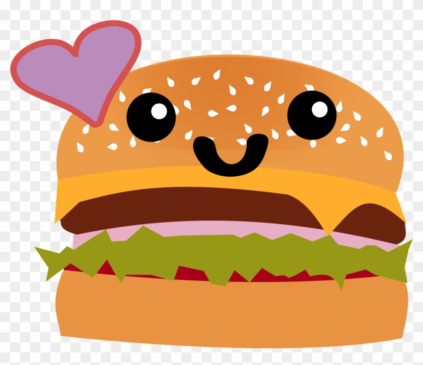 Food clipart free cute. Hamburger clip art hd