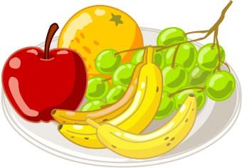 Free healthy food.
