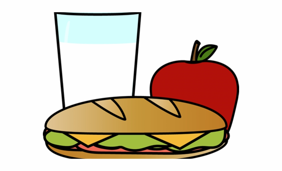fast food clipart lunch
