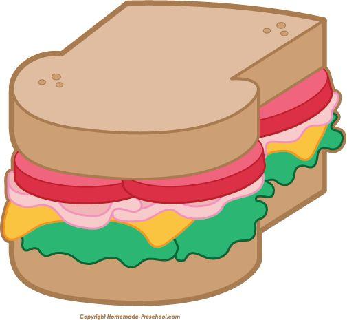 picnic clipart food