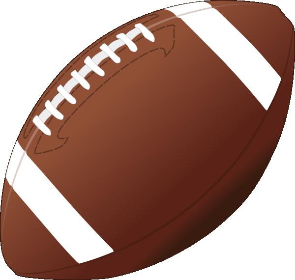 Football Clip Art at Clker