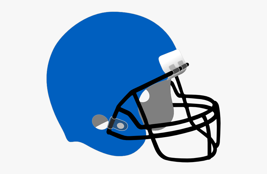 Football Helmet Clip Art Clipartcow Clipartix