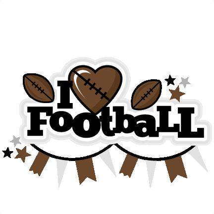 Football Clipart cute