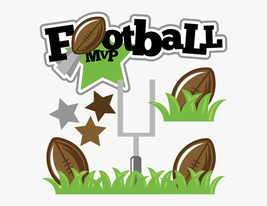 Football Mvp Svg Football Svg File Sports Clipart Cute