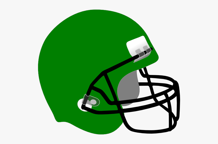 Red Football Helmet Clipart