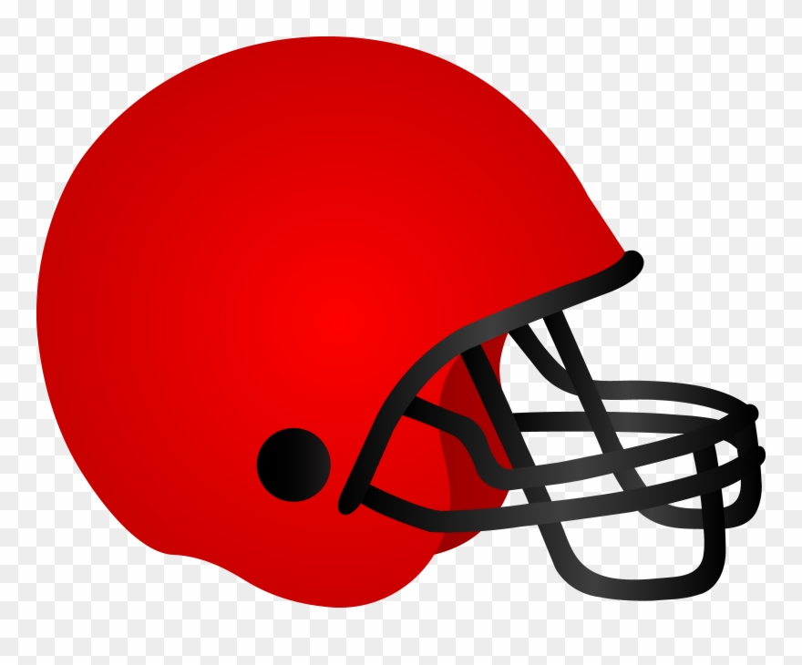 American red football.