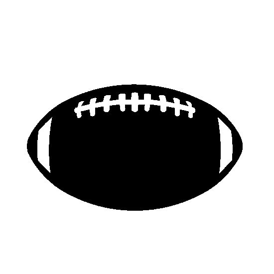 Free Football Silhouette, Download Free Clip Art, Free Clip