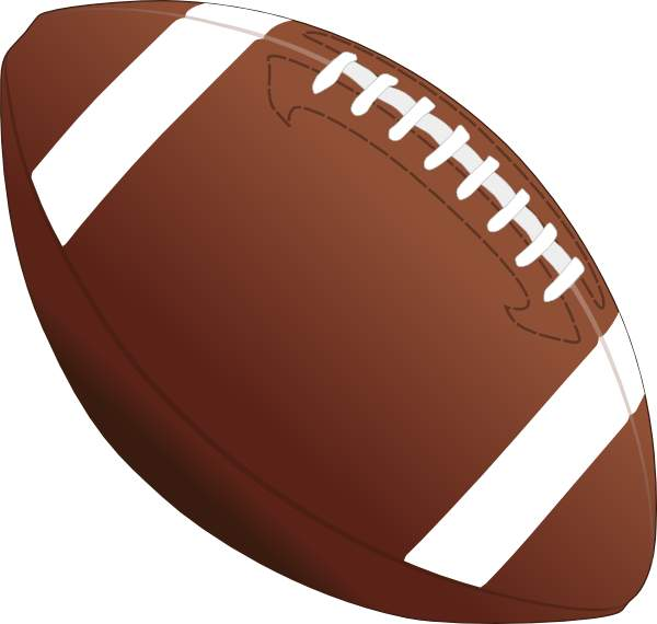 Football clipart pictures clip art