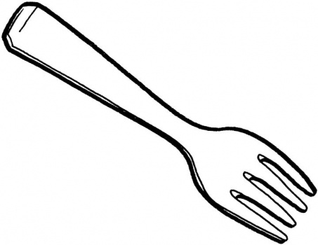 Fork clipart kids. Free forks cliparts download
