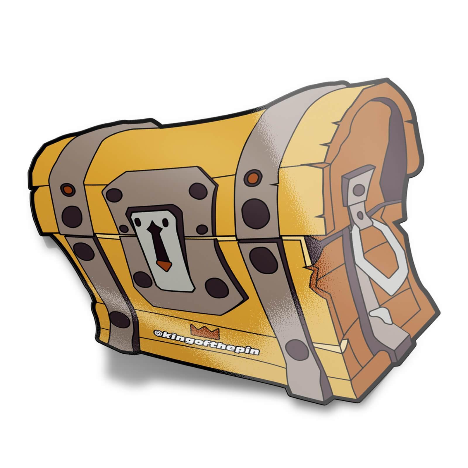 Fortnite clipart chest. Sticker