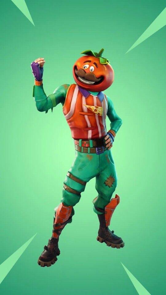 Tomato head 2019.
