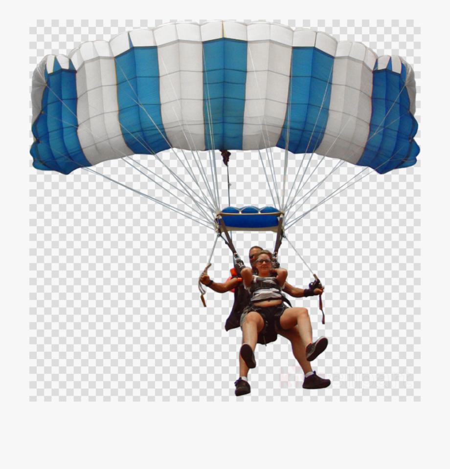 Fortnite clipart parachute. Parachuting jumper png free