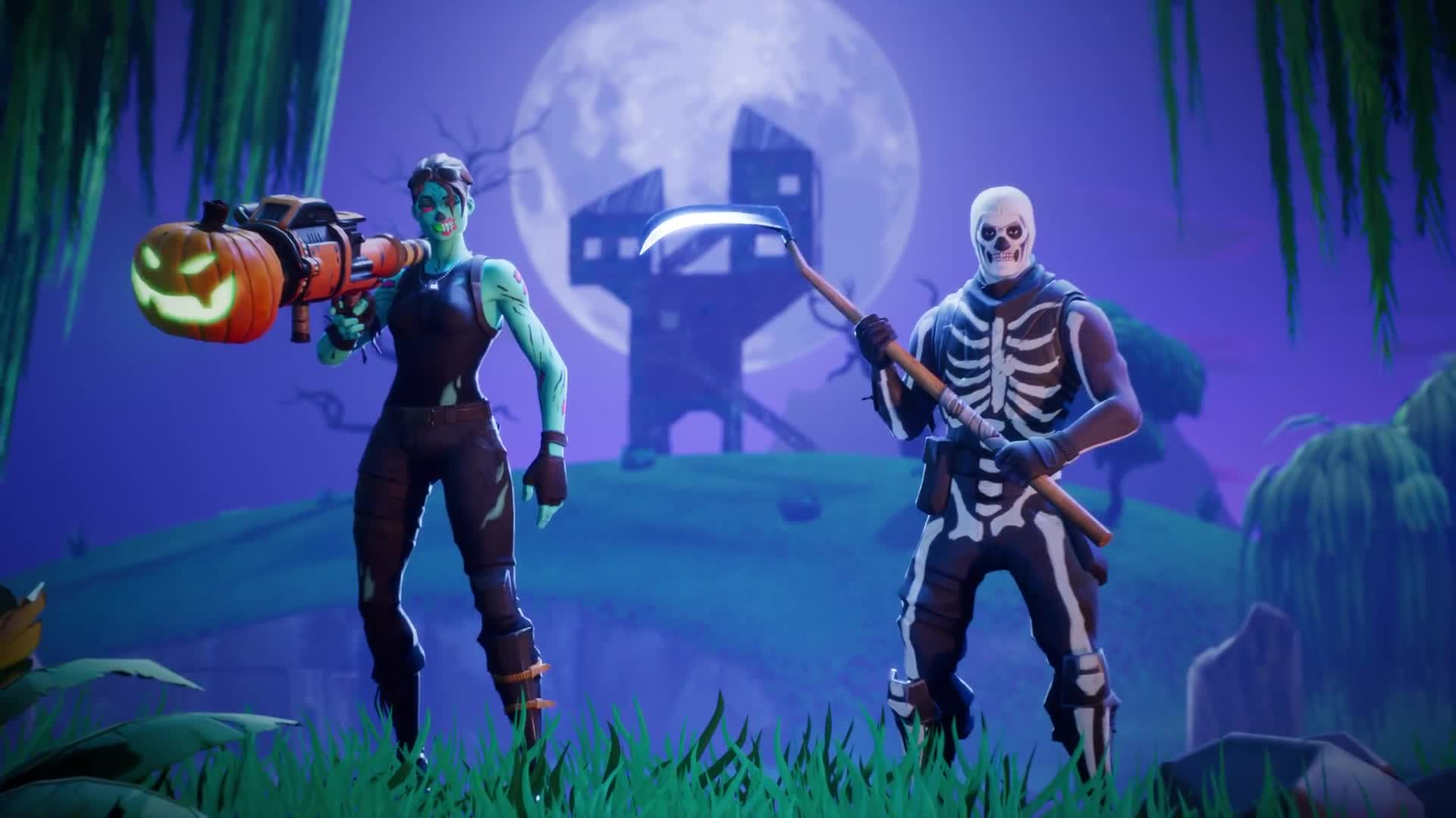 Fortnite skins wallpapers.