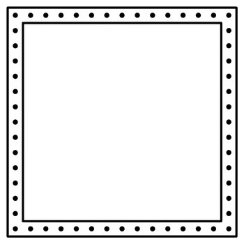 Frame clipart black and white square pictures on Cliparts ...