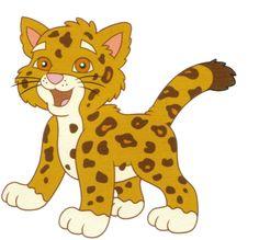 Cheetah clipart 175504.