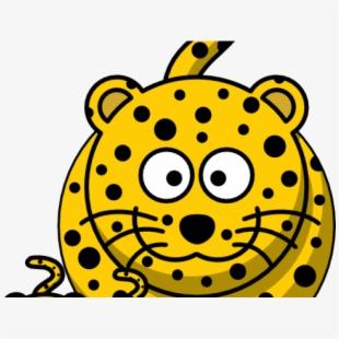 Cheetah clipart kid.