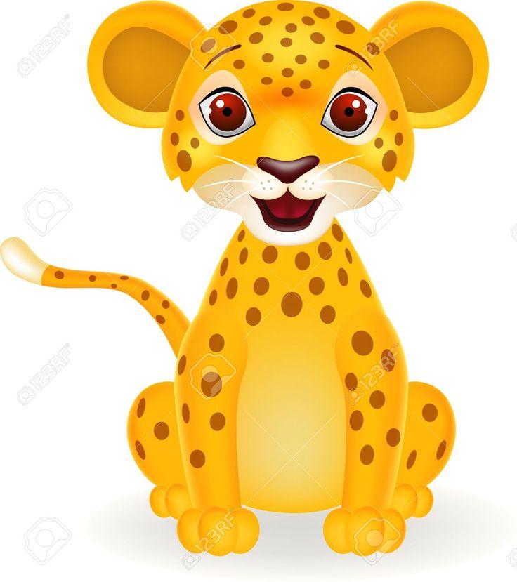 Cheetah clipart 175511.