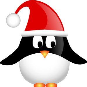 Free penguin clip.
