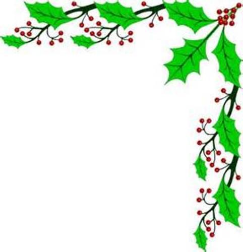 Christmas border christmas.