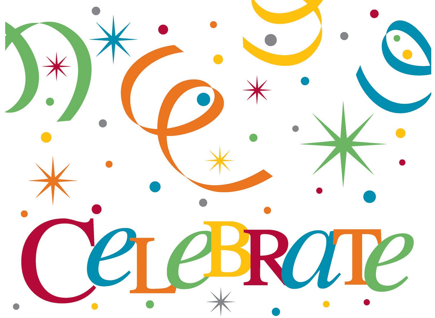 Free Celebration Clip Art Pictures