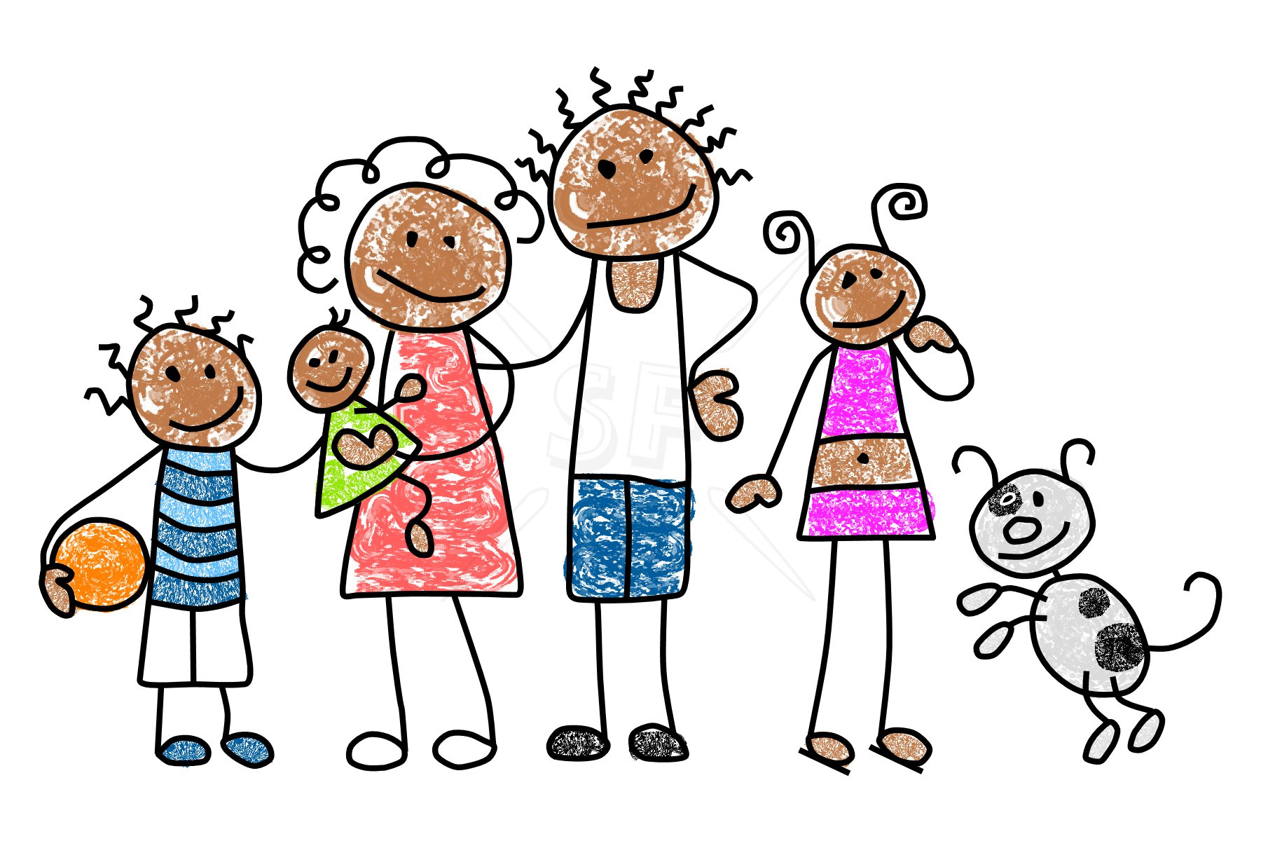 Free Free Images Of Families, Download Free Clip Art, Free