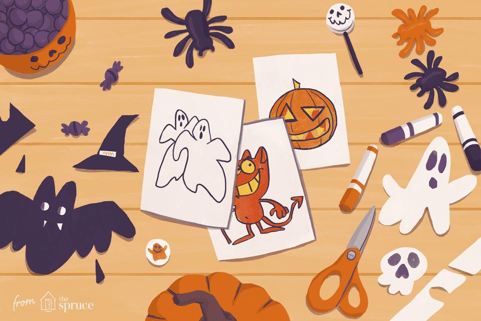 Free halloween clip.