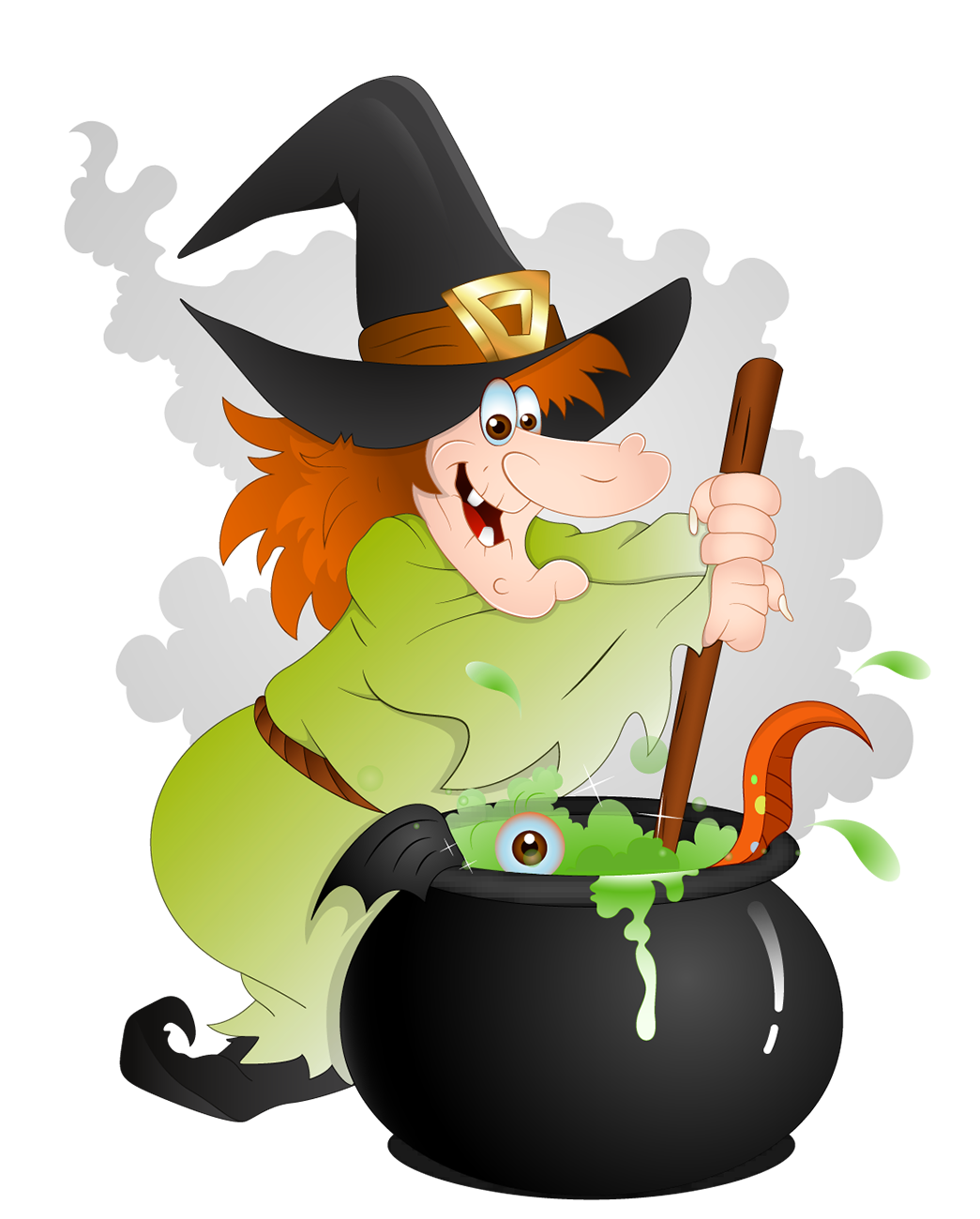 Free halloween witch.