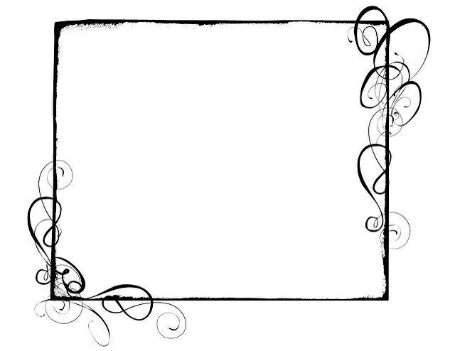 Free clipart borders.