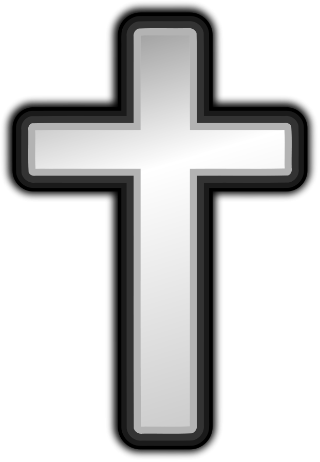 Free christian cross.
