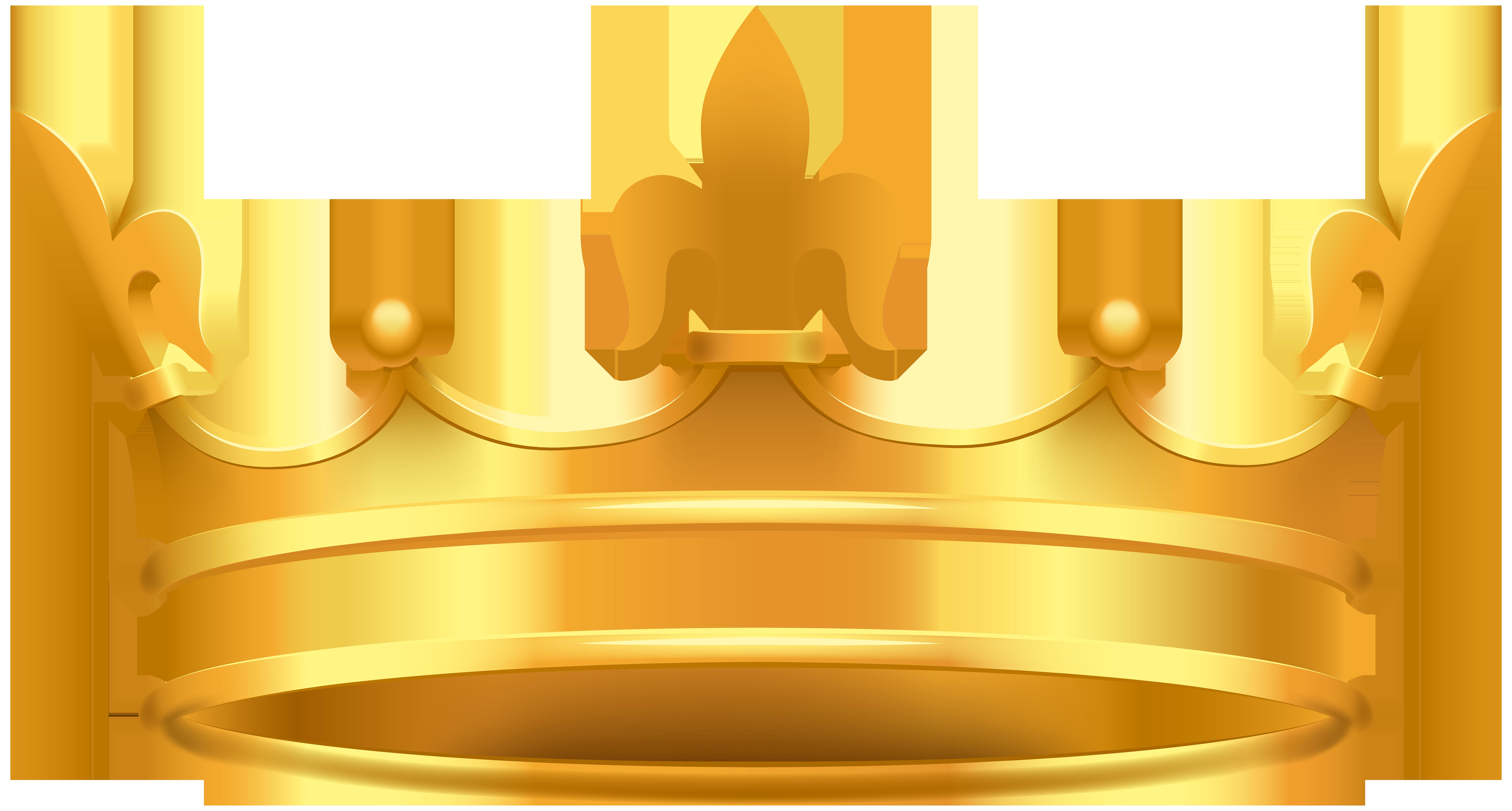 Crown PNG Clip Art Image