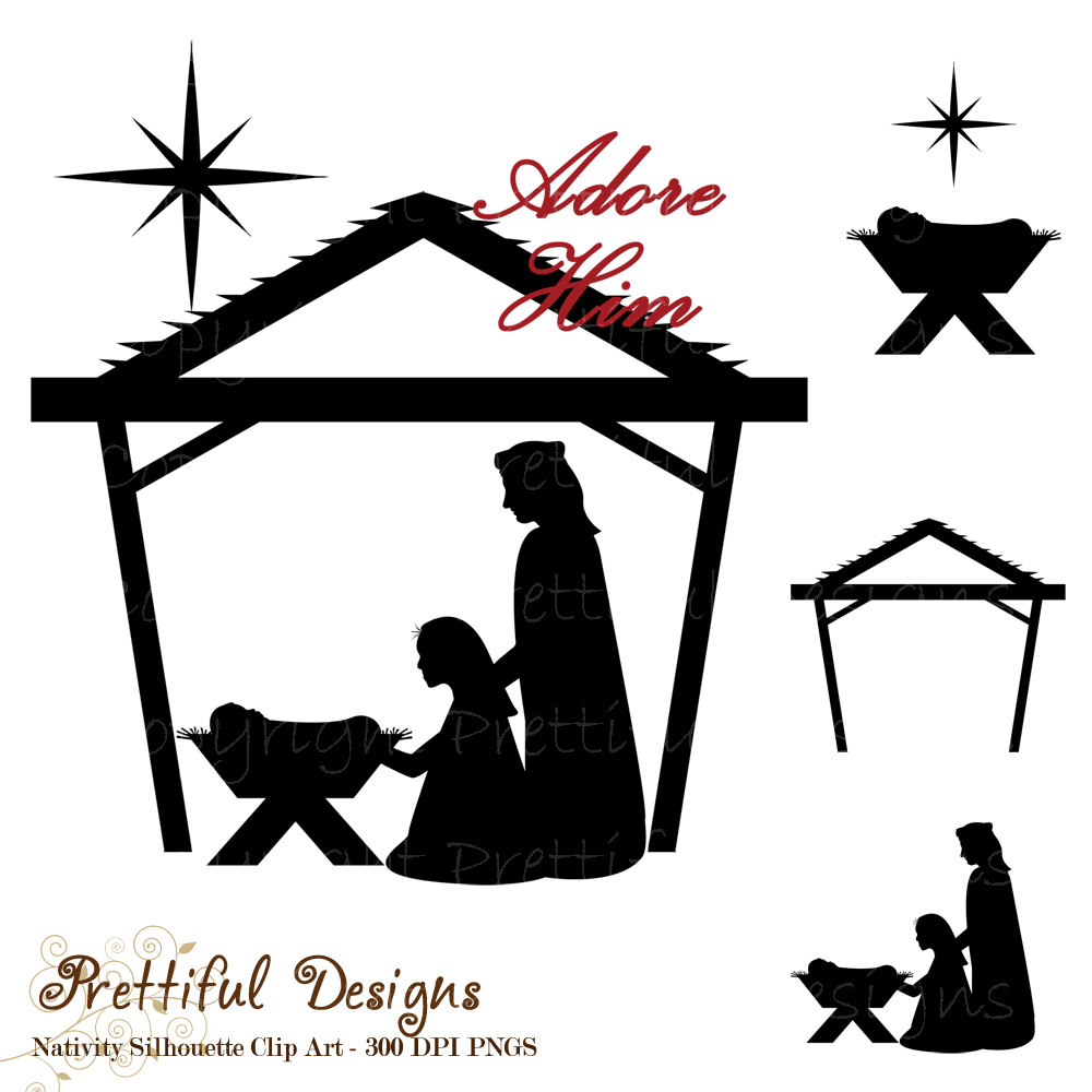 Free silhouette images.