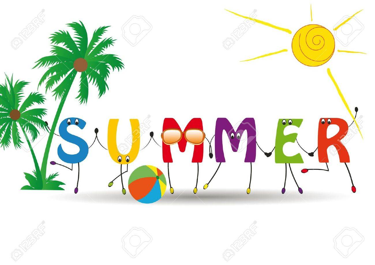 Free clipart summer.