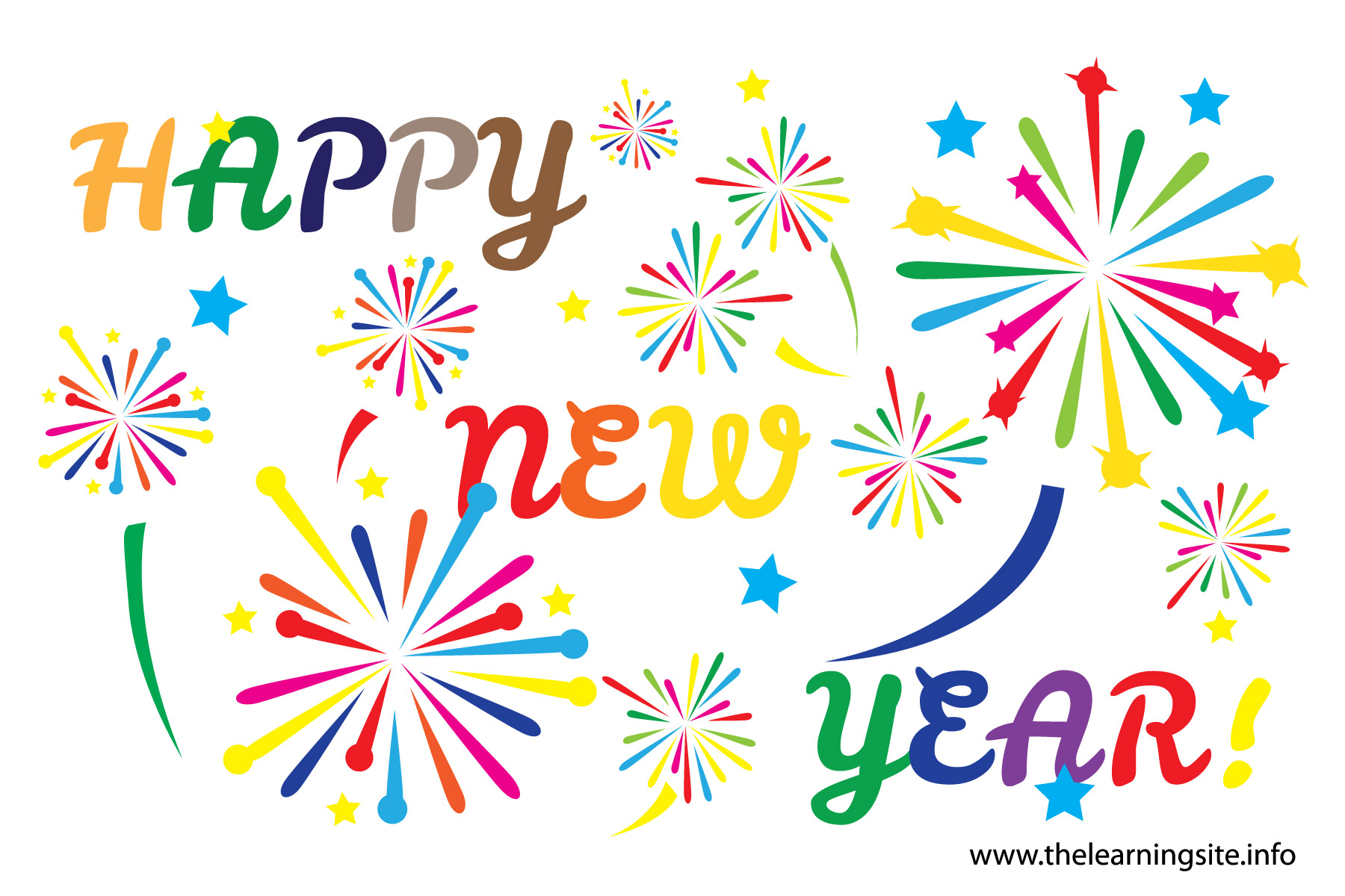 Free new year.