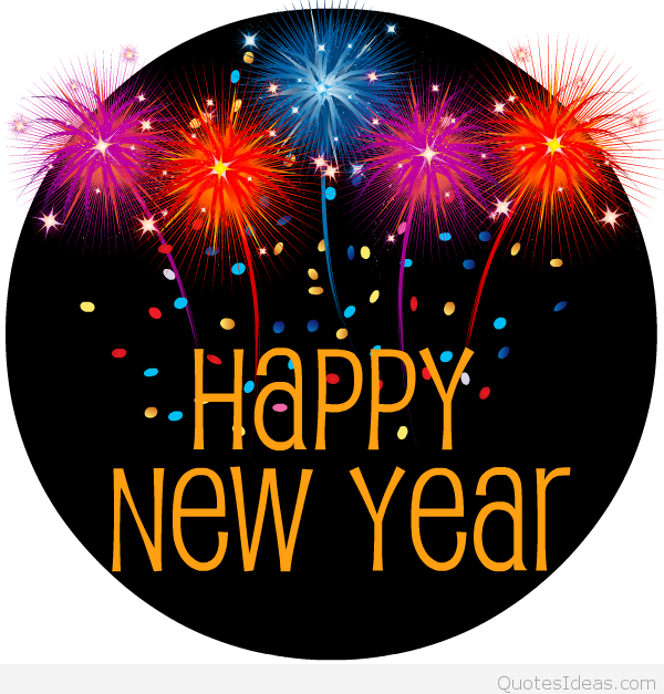 free clipart images to download happy new year