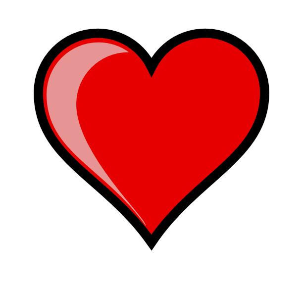 Hearts free hearts.