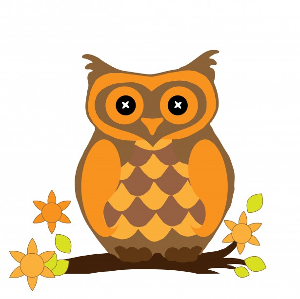Owl Clipart Free Stock Photo